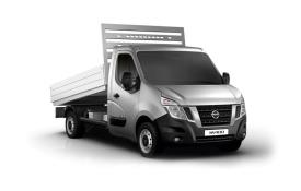 Nissan NV400 Tipper L2 35TW RWD 2.3 dCi DRW 145PS Tekna Tipper Manual [Start Stop]