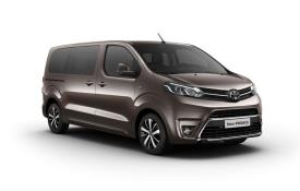 Toyota PROACE Verso MPV Medium 1.5 D FWD 120PS Shuttle MPV Manual [Start Stop] [9Seat Navi]