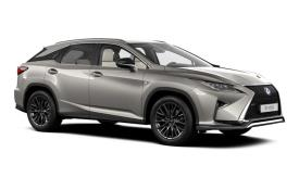 Lexus RX SUV 450h L SUV 4wd 3.5 h V6 313PS RX L Prem 5Dr E-CVT [Start Stop] [Tech Safety]