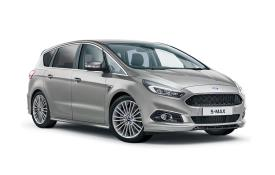 Ford S-MAX MPV MPV 2.0 EcoBlue 150PS Titanium 5Dr Manual [Start Stop] [Lux]