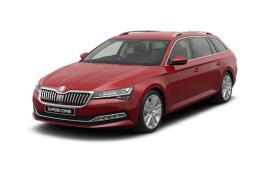 Skoda Superb Estate Estate 4x4 2.0 TSi 280PS SportLine Plus 5Dr DSG [Start Stop]