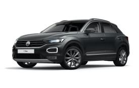 Volkswagen T-Roc SUV SUV 2wd 1.0 TSI 115PS Black Edition 5Dr Manual [Start Stop]