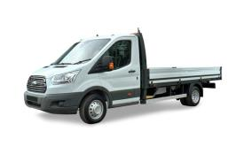 Ford Transit Dropside 350 L5 RWD 2.0 EcoBlue RWD 130PS Leader Premium Dropside Manual [Start Stop]