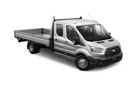 Ford Transit Dropside Double Cab 350 L3 2.0 EcoBlue FWD 130PS Leader Premium Dropside Double Cab Manual [Start Stop]