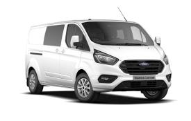 Ford Transit Custom Crew Van 320 L2 2.0 EcoBlue FWD 185PS MS-RT Crew Van Manual [Start Stop] [DCiV]