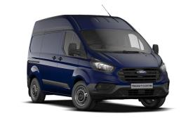 Ford Transit Custom Van High Roof 300 L1 2.0 EcoBlue FWD 130PS Limited Van High Roof Manual [Start Stop]