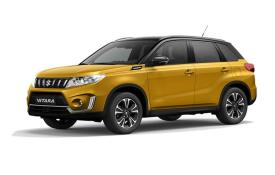 Suzuki Vitara SUV SUV ALLGRIP 1.4 Boosterjet MHEV 129PS SZ5 5Dr Manual [Start Stop]
