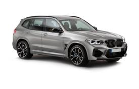 BMW X3 SUV xDrive20 SUV 2.0 d MHT 190PS M Sport 5Dr Auto [Start Stop] [Tech]